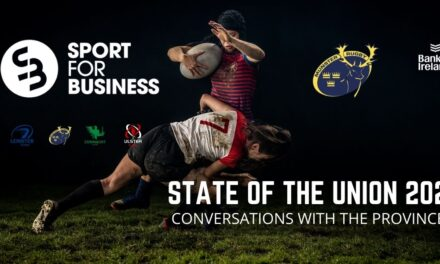 Dave Kavanagh of Munster Rugby in Conversation