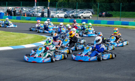 Girls Behind the Wheel for World Cup Event in Drogheda