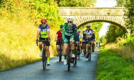 Axa Bike Rides Regain Community Feel