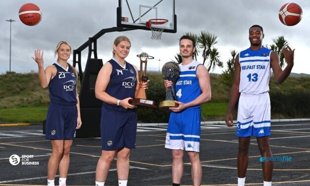Basketball Signs Three Year Deal with InsureMyVan.ie Parent
