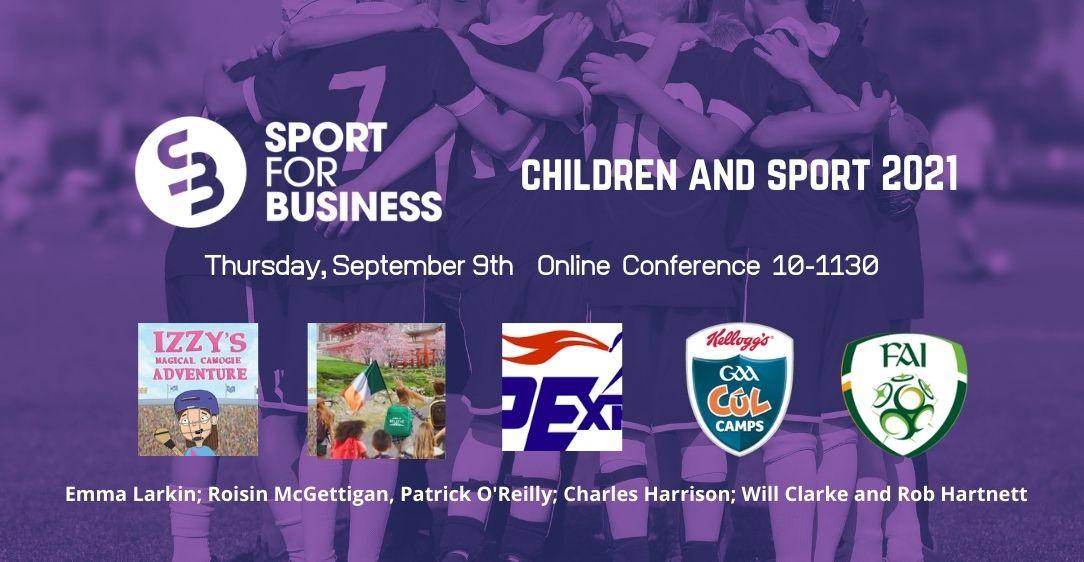 Children and Sport 2021 – Full Line Up