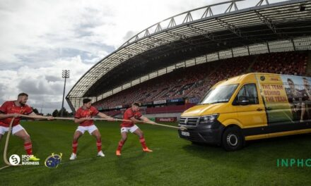 DHL Delivers Winning Start to Season for Munster