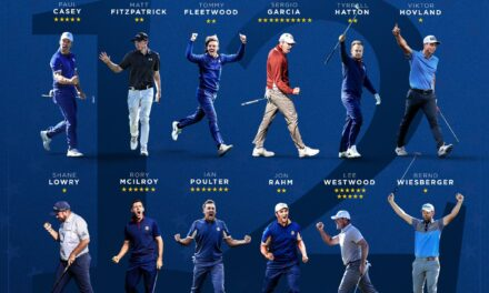 European 12 ready for Ryder Cup