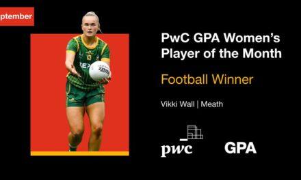 All-Ireland Winners Pick Up PwC GPA Awards