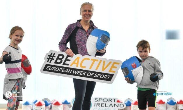 European Week of Sport Continues