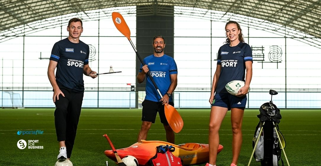 European Week of Sport Call to #BeActive