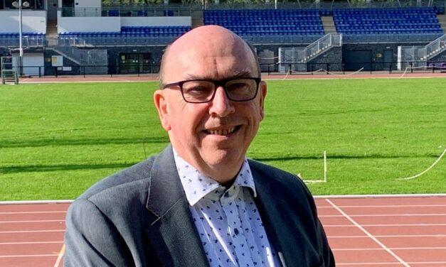 Cooper Takes on Interim CEO Role at Athletics NI