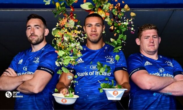 Just Eat Delivers New Partnership for Leinster Rugby