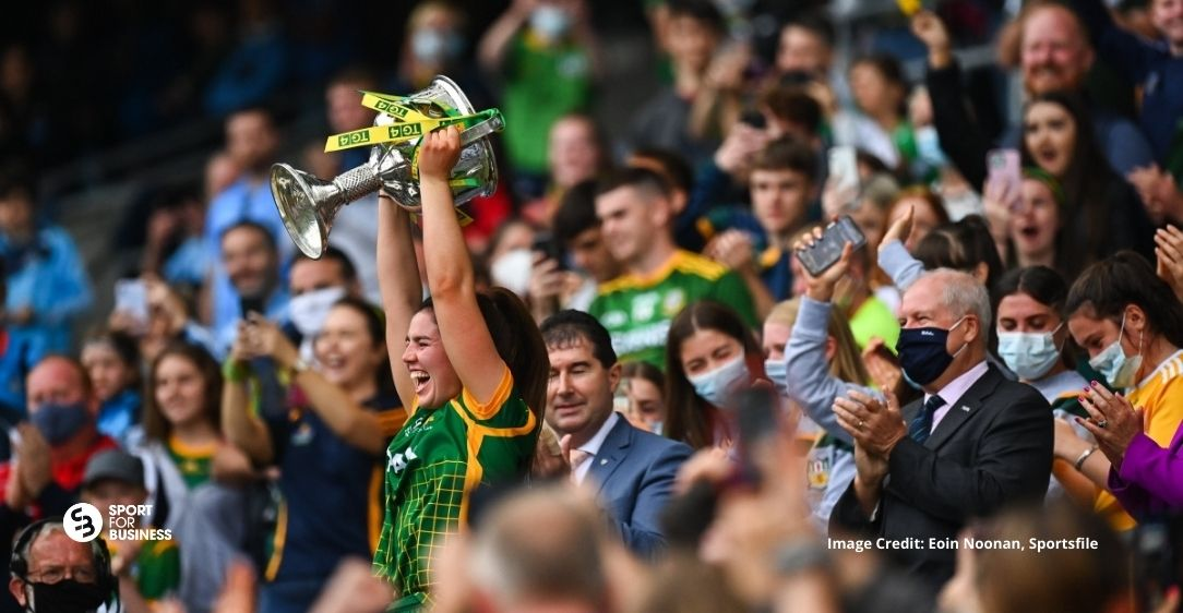 Meath Make History on Winning Day for Ladies Football