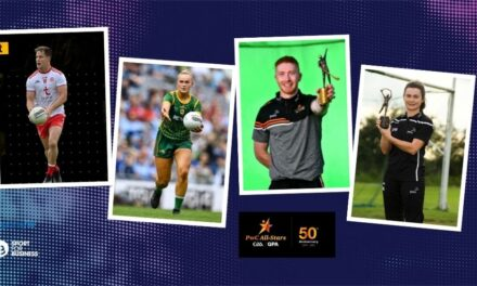 Lynch and Wall Lead PwC All Stars for August