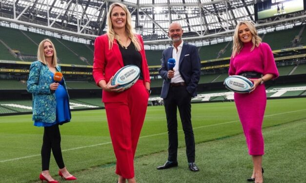 RTÉ and TG4 Unveil Rugby Line Up of 70+ Games