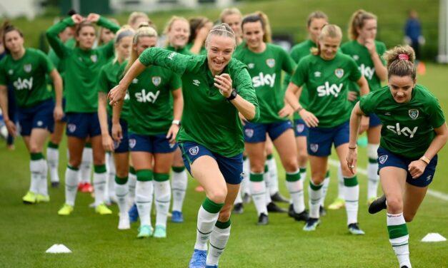 Ireland Face Tough Challenge Against Australia