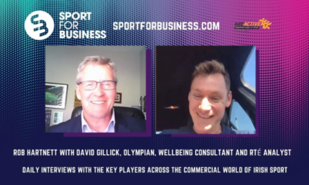 David Gillick in Conversation on Olympic Broadcasting and 'Not Preparing'