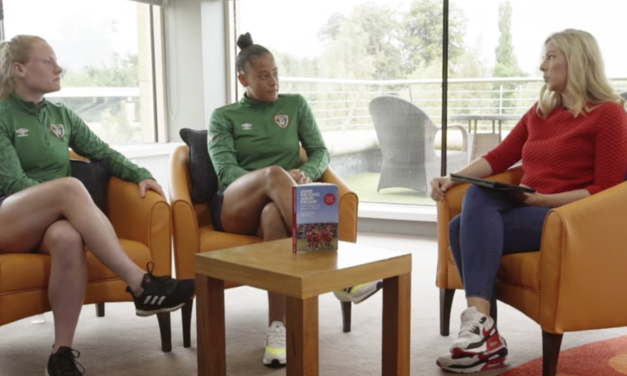 WNT Kick Off New Book Club to Inspire fans
