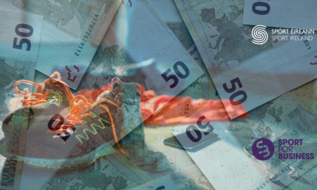 How We as Individuals Spend €3.3 Billion Per Annum on Sport