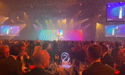 UK Sport Industry Awards Recognise Actions Through Covid