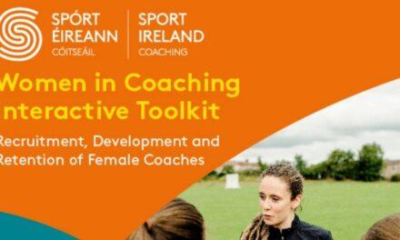 Getting More Women Into Coaching
