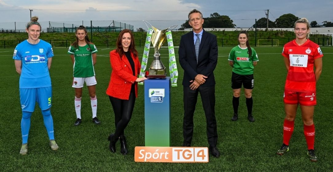 TG4 to Broadcast SSE Airtricity Women's National League