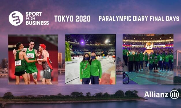 Paralympic Diary Tokyo 2020 Final Days