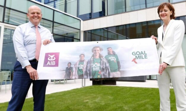 AIB On Board with Goal Mile