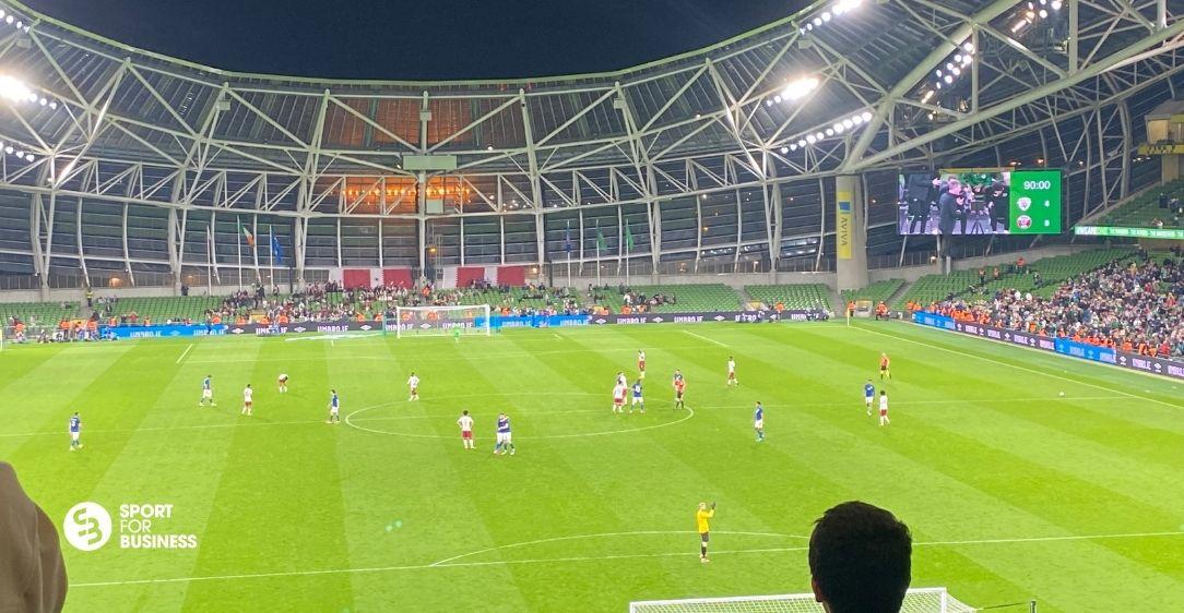 Hope For a Bright Future Emerges at Aviva Stadium