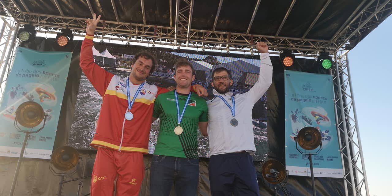 Kayaking Celebrates First Irish European Champion