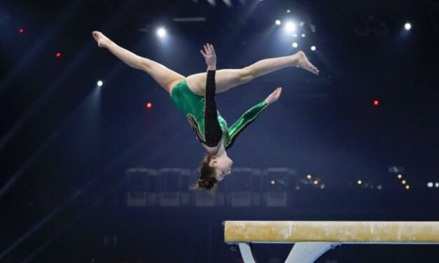 Slevin Secures Place in Final and History at World Championships