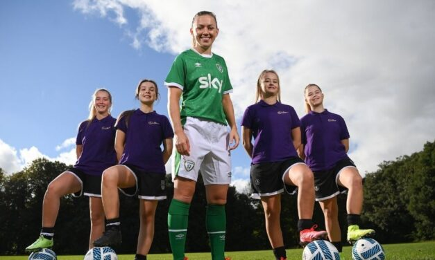 Cadbury Deal Sweetens the Future for Irish Women's Football