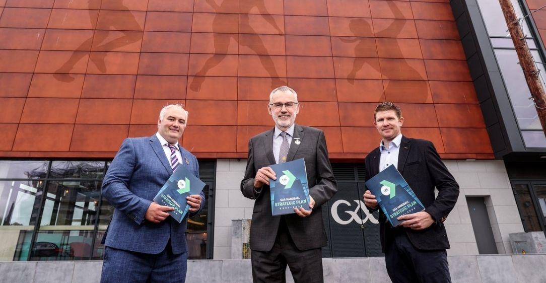 Ambitious New Strategic Plan for GAA Handball
