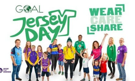 It's GOAL Jersey Day, What are you Wearing?