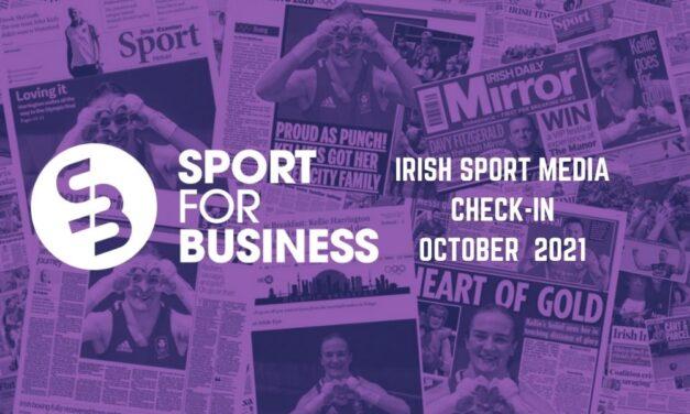 Sport for Business Women in Sport Media Check-In