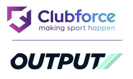 Clubforce and Output Sports Sign Strategic Partnership
