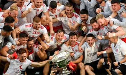 Tyrone Match Limerick with 15 All-Star Nominations