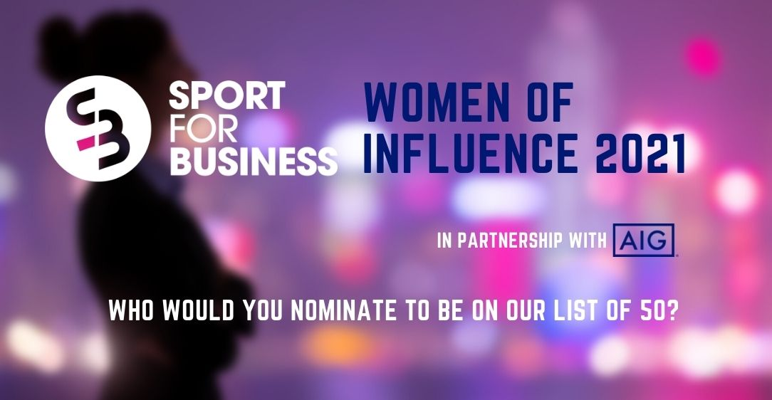 Building our List of 50 Women of Influence in Irish Sport in 2021