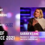 50 Women of Influence in Irish Sport – Sarah Keane